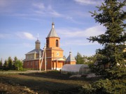 Церковь Николая Чудотворца - Булгаково - Уфимский район - Республика Башкортостан