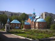 Церковь Владимирской иконы Божией Матери (крестильная) - Уфа - г. Уфа - Республика Башкортостан