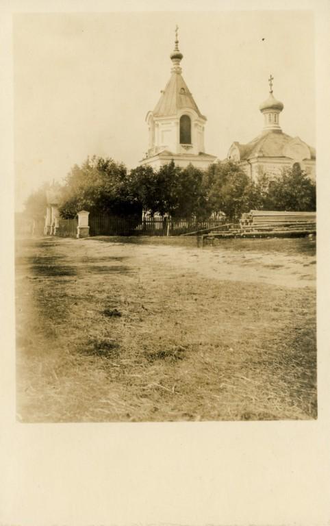 Церковь Николая Чудотворца, Семелишкес
