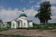 Церковь Сергия Радонежского - Головинская Варежка - Каменский район - Пензенская область
