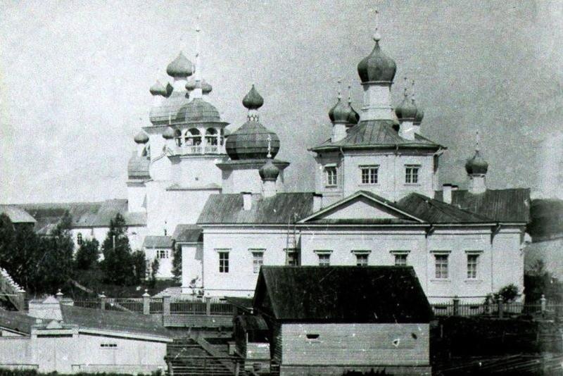 Церковь Сретения Господня, Чекуево