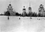 Церковь Сретения Господня - Чекуево - Онежский район - Архангельская область