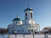 Усть-Миасское. Богоявления Господня, церковь