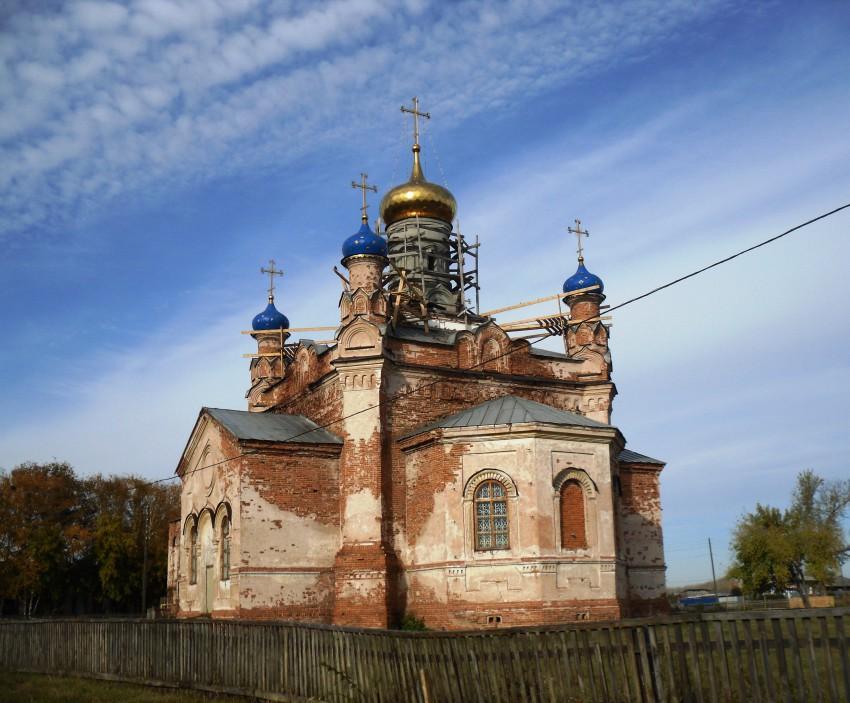 Храм Михаила Архангела в с. Житниково