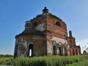Церковь Спаса Нерукотворного Образа - Сладкокарасинское - Мишкинский район - Курганская область