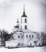 Церковь Рождества Пресвятой Богородицы - Бакланское - Каргапольский район - Курганская область
