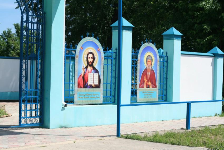 Часовня Олега Брянского, Воронежская