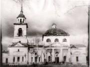 Церковь Казанской иконы Божией Матери - Верхние Пески - Катайский район - Курганская область