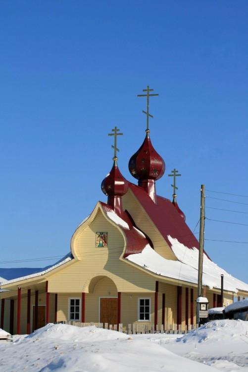 Церковь Богоявления Господня, Зеленец