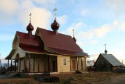 Церковь Богоявления Господня - Зеленец - Сыктывдинский район - Республика Коми