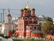 Тверской. Знаменский монастырь