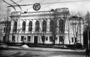 Церковь Григория Богослова при гимназии Шелапутина - Москва - Центральный административный округ (ЦАО) - г. Москва