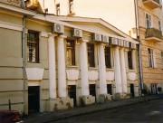 Церковь Николая Чудотворца при доме для служащих Государственного Банка - Москва - Центральный административный округ (ЦАО) - г. Москва