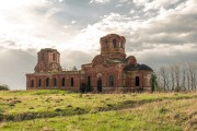 Церковь Сошествия Святого Духа - Замуравские Выселки - Нижнеломовский район - Пензенская область
