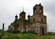 Церковь Димитрия Солунского - Юлово - Мокшанский район - Пензенская область