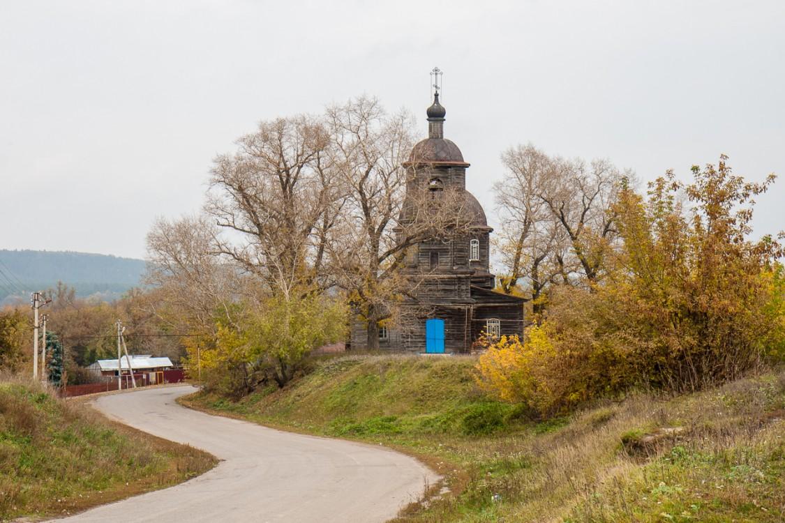 Церковь Михаила Архангела-Кунчерово-Неверкинский район-Пензенская область