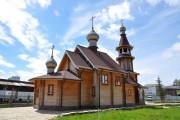 Екатеринбург. Бориса и Глеба в Пионерском, церковь