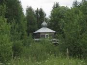 Часовня Троицы Живоначальной - Поповка - Вожегодский район - Вологодская область