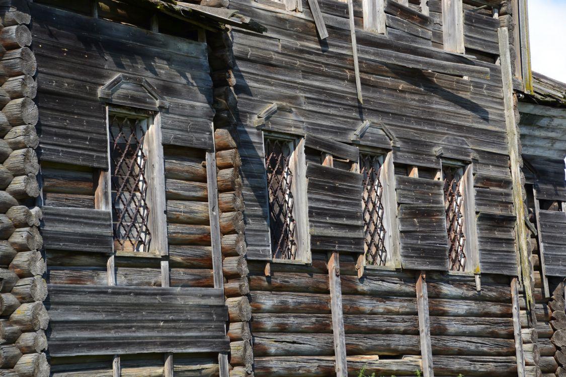 Церковь Владимирской иконы Божией Матери, Демидовская (Нижняя Пуя)