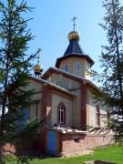 Церковь Воздвижения Креста Господня (новая) - Нижняя Кондрата - Чистопольский район - Республика Татарстан