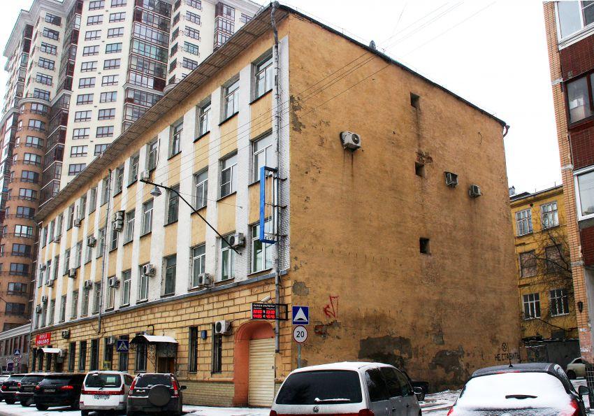 Неизвестная церковь при лазарете Попова., Москва