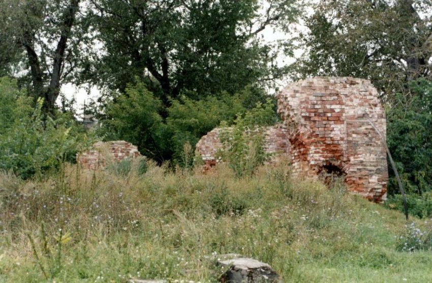 Церковь Вознесения Господня в Борисоглебском Муромском монастыре, Борисоглеб