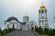 Ессентуки. Георгиевский женский монастырь. Церковь Георгия Победоносца