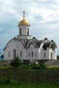 Церковь Александра Свирского - Мирный - Чердаклинский район - Ульяновская область