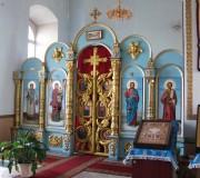 Русский Акташ. Казанской иконы Божией Матери, церковь