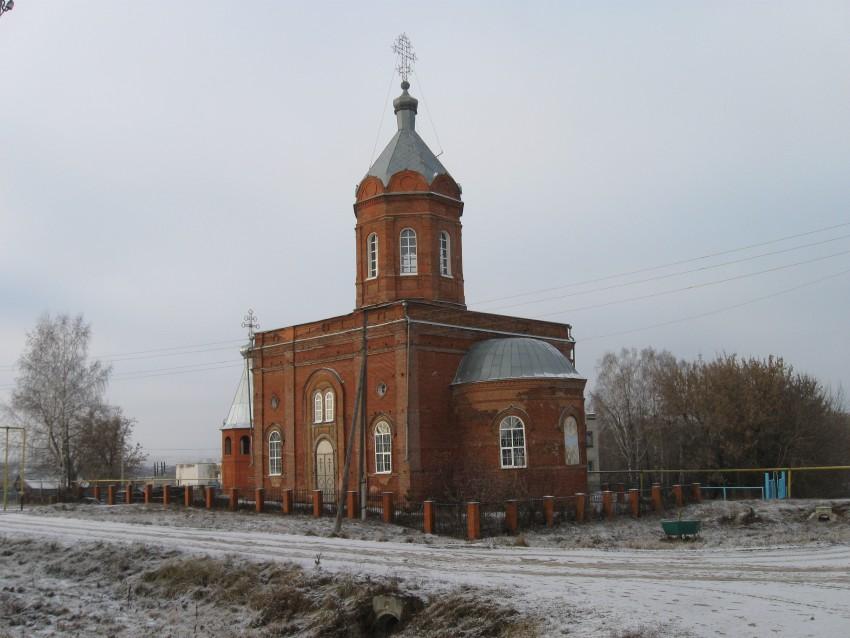 Церковь Вознесения Господня, Болдово