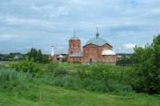 Сухоречка. Казанской иконы Божией Матери, церковь