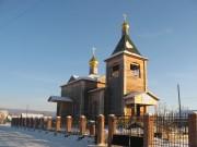 Церковь Петра и Павла - Багдарин - Баунтовский район - Республика Бурятия