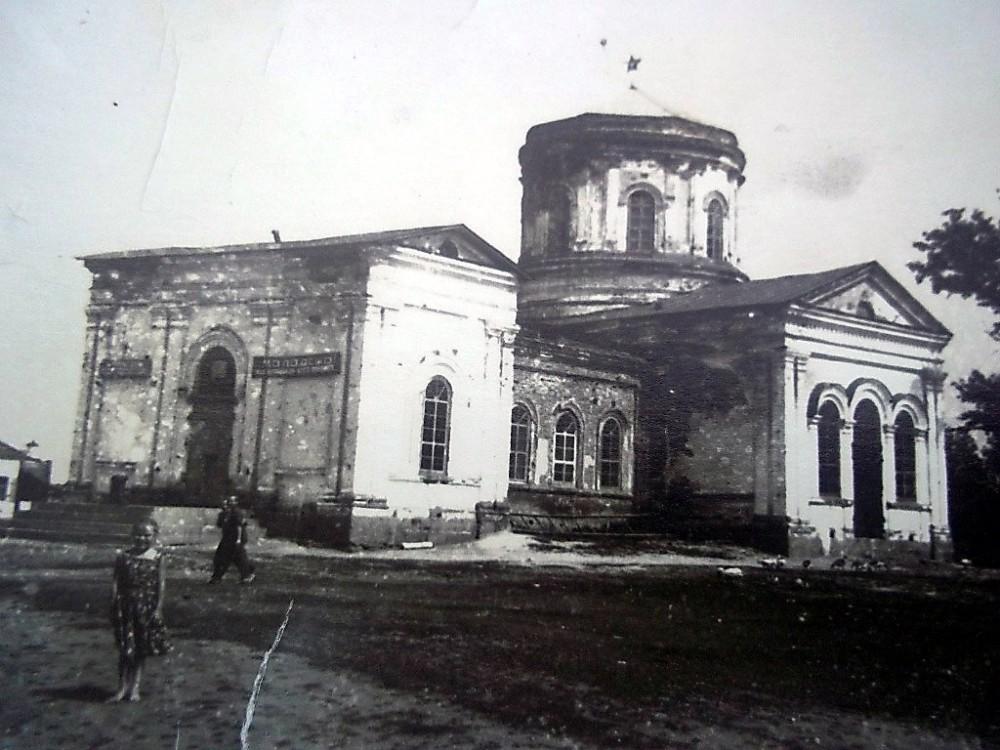 Церковь Троицы Живоначальной, Большая Рига