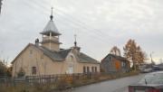 Церковь Серафима Саровского - Мелиоративный - Прионежский район - Республика Карелия