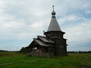 Куганаволок. Диодора Юрьегорского, церковь