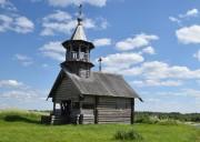 Часовня Воздвижения Креста Господня - Канзанаволок - Пудожский район - Республика Карелия