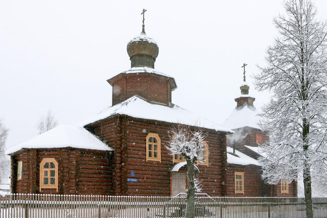 Церковь Кирилла и Мефодия-Угра-Угранский район-Смоленская область