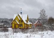 Церковь Георгия Победоносца - Канютино - Холм-Жирковский район - Смоленская область