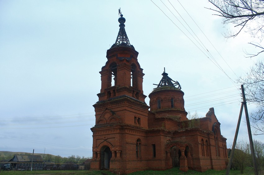 Церковь Николая Чудотворца, Косогоры