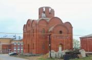 Церковь Троицы Живоначальной - Большие Березники - Большеберезниковский район - Республика Мордовия
