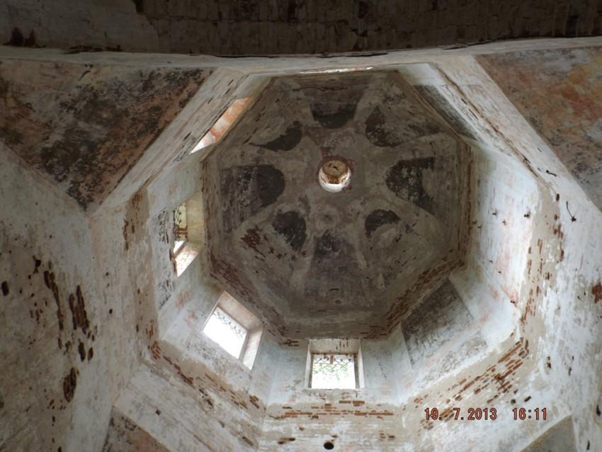 Церковь Георгия Победоносца, Егорий