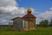 Часовня Николая Чудотворца - Красноборье - Юргамышский район - Курганская область