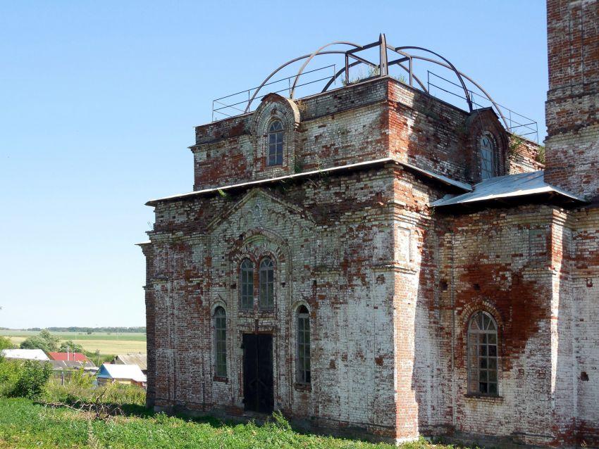 Церковь Казанской иконы Божией Матери, Налим