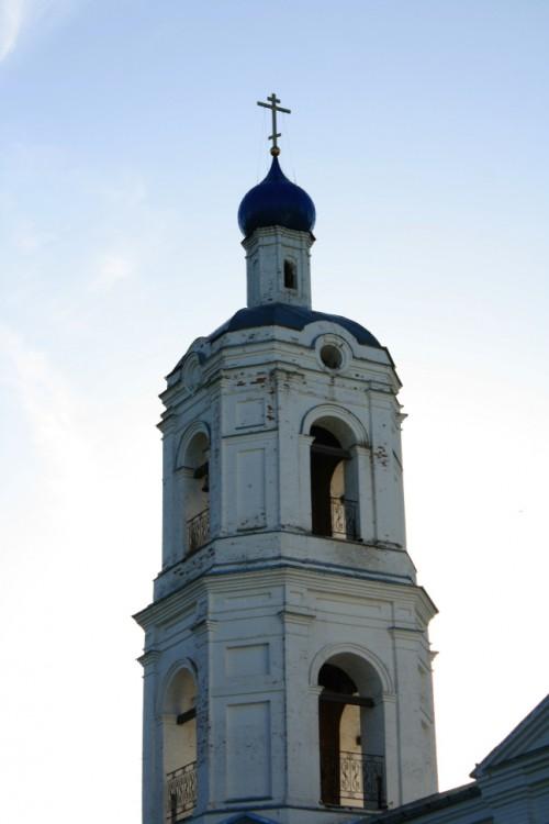 Церковь Вознесения Господня, Шулка