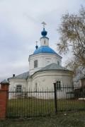 Кокшайск. Покрова Пресвятой Богородицы, церковь