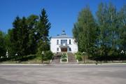 Церковь Покрова Пресвятой Богородицы - Красные Баки - Краснобаковский район - Нижегородская область