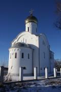 Церковь Рождества Пресвятой Богородицы - Поварово - Солнечногорский район - Московская область