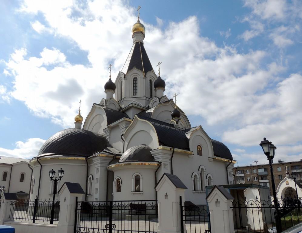 Церковь Кирилла и Мефодия, Москва