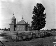 Усть-Илыч. Иоанна Предтечи, церковь