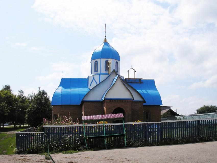 Церковь Собора белозерских святых, Белое Озеро